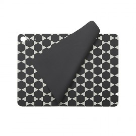 Placemat Dark Grey- set of 2