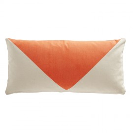 Japanese cushion -Neon/White