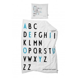 Design Letters Bed Linen Junior