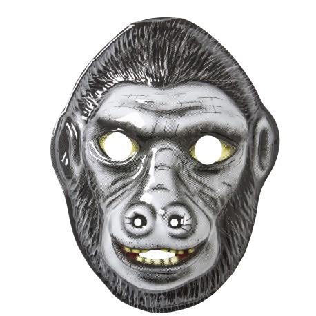 Kids Plastic Mask - Tiger