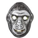 Kids Plastic Mask - Gorilla