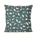 Mini Cut cushion - green