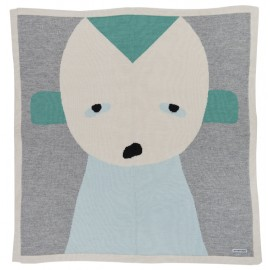 Little Peppe Blanket Green