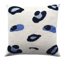 Leo Pillow Case - Blue