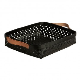 Sporta bread basket small in black