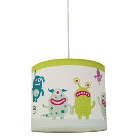 "Lampshade ""Bad Guys"""