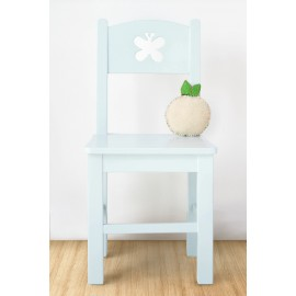 POMME chair Butterfly design - mint