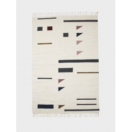 Kelim Rug Triangle- Large