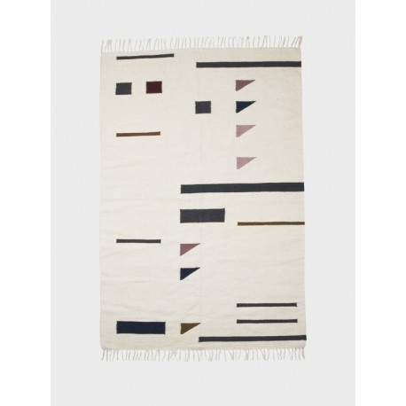 Kelim Rug- Sections- Large