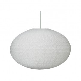 Ellipse lamp - Grey wave
