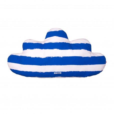 Cloud Pillow Large blue