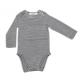 Striped Long sleeved body