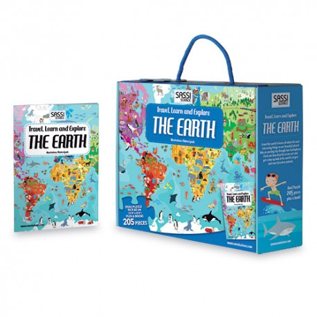 Travel, Learn, Explore - The Earth