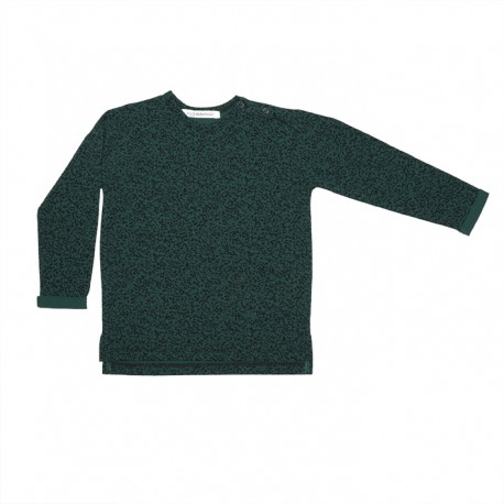 Long sleeved tee - speckles