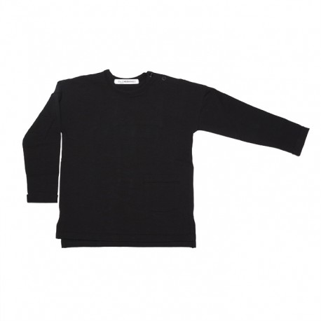 Long sleeved tee - black