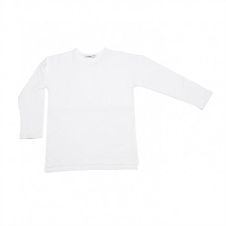 Long sleeved tee - white
