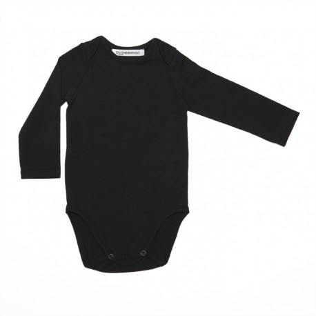 Black long sleeved body