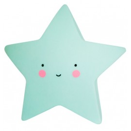 Mini light - star mint