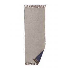 Nomad rug - dark blue large