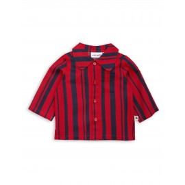 Odd stripe woven shirt