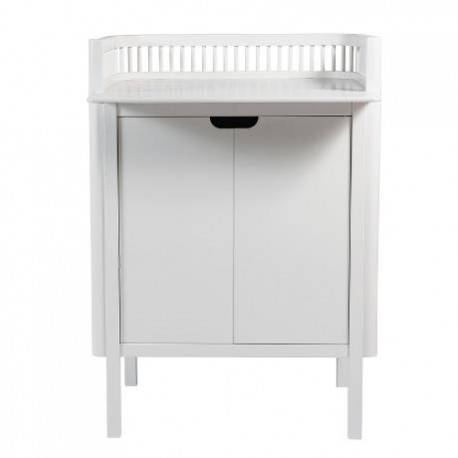 Sebra Changing Table Kili in white