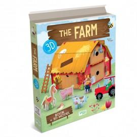 3D Farm book