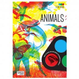 Lens Book Animal