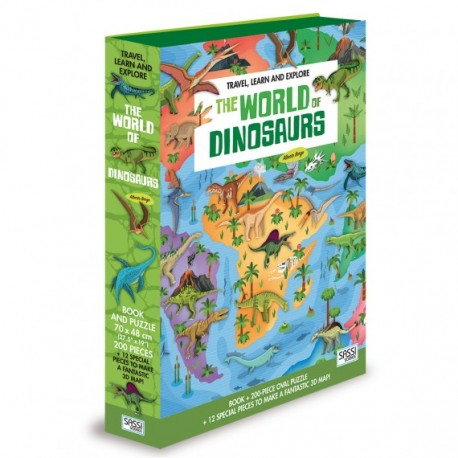 Travel, Learn and Explore The World of Dinosaurs