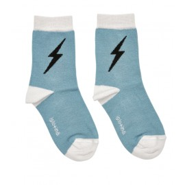 LIGHTNING socks - blue
