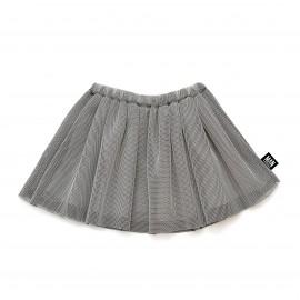 Black shimmer ballet skirt
