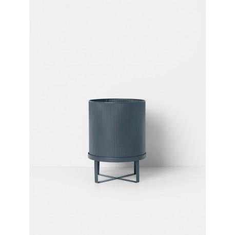 Bau Pot, dark blue, large
