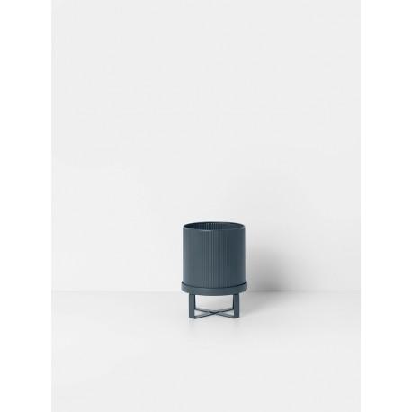 Bau Pot, dark blue, small