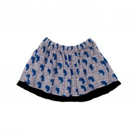 Roller skirt - africa