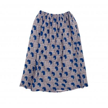 Long skirt - africa