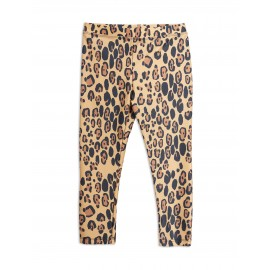Leopard fancy leggings
