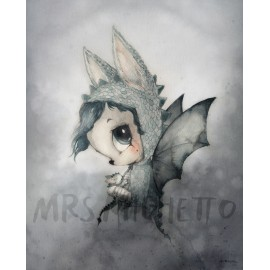 "Mrs. Mighetto ""Mr Edward"" print"