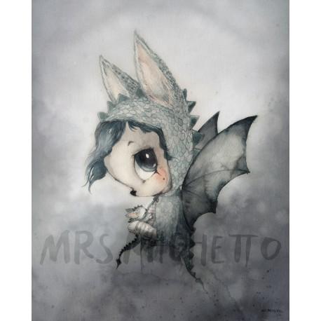"Mrs. Mighetto ""Mr Edward"" print"