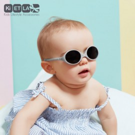 Diabola baby sunglasses - light grey - 0-18months
