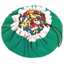 Play and go storage bag - green