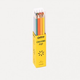 Omy Box of 16 colored pencils