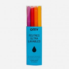 OMY ultra washable pens