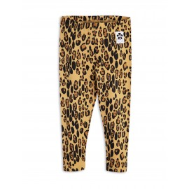 Basic leggings - leopard