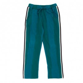 Terry pants - emerald