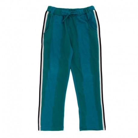 Terry pants - emerald