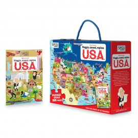 Travel, Learn, Explore - USA