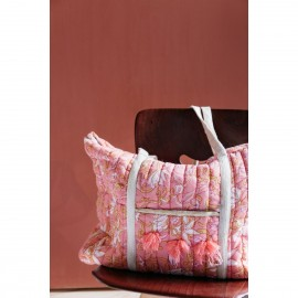 Bag Antala - coral flower