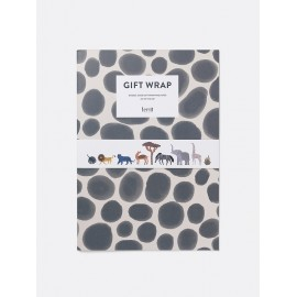 Gift Wrapping book kids - 12 sheets