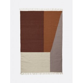 Kelim Rug-Borders- Extra Large