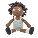 Crochet doll - Lilly