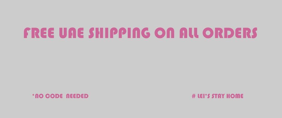 Free UAE Shipping